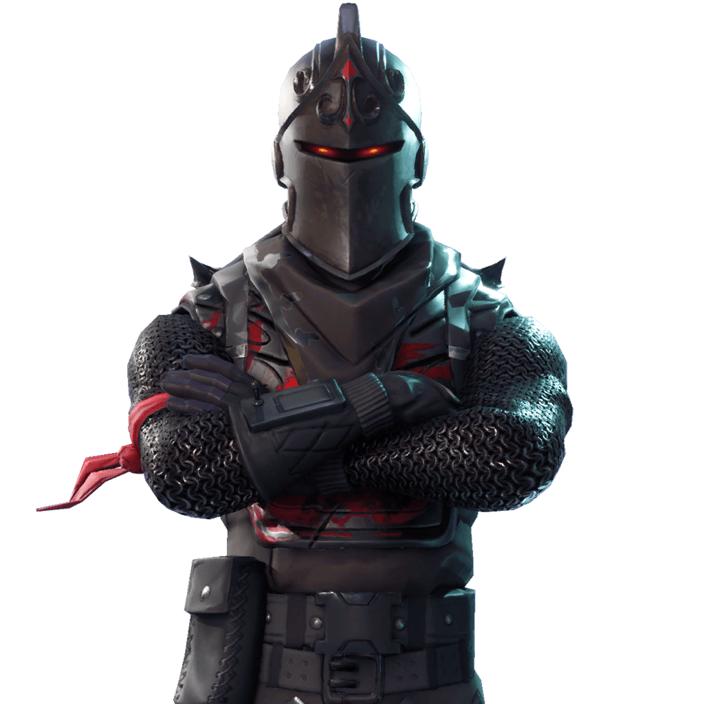Black Knight Outfit Featured image