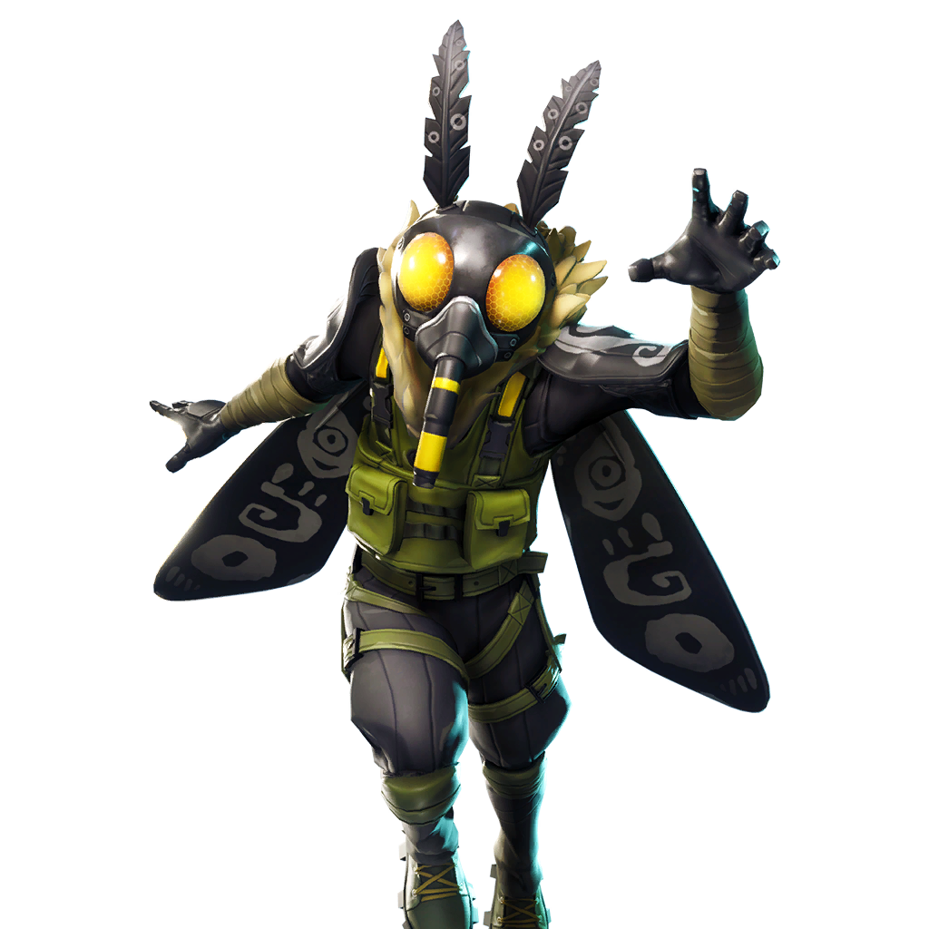 Mothmando Outfit Featured image