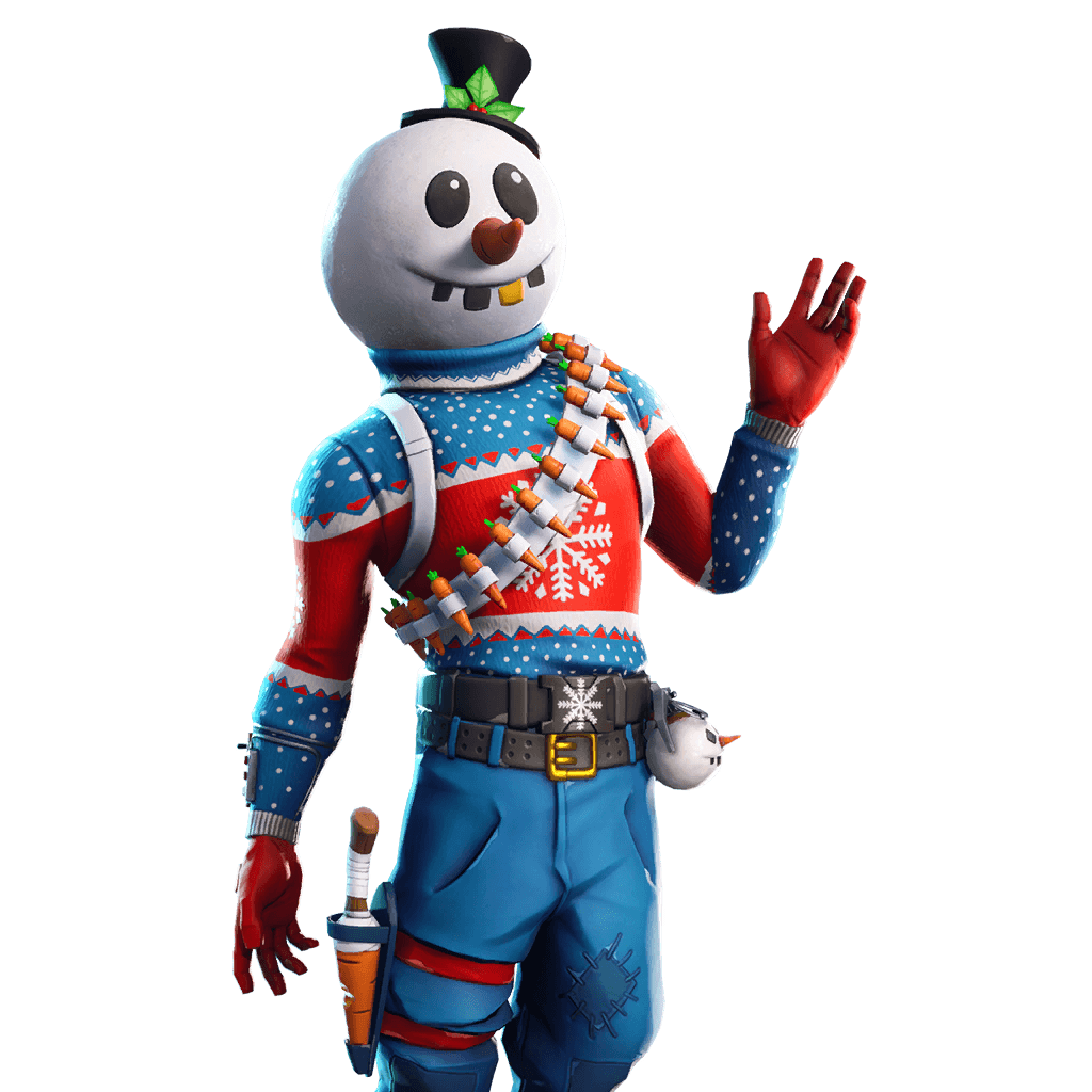 Slushy Soldier Outfit Featured image