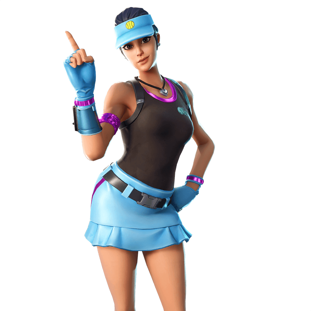 Volley Girl – Fortnite Outfit – Skin-Tracker