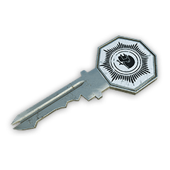 East Erangel Police Key Icon