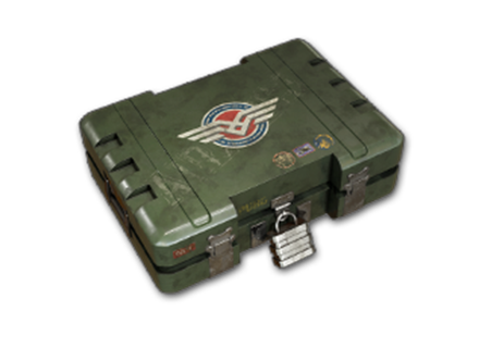 AVIATOR CRATE icon