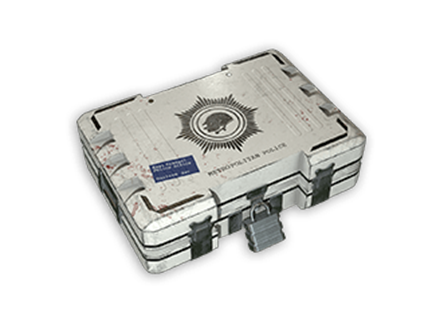 PUBG EAST ERANGEL POLICE CRATE icon