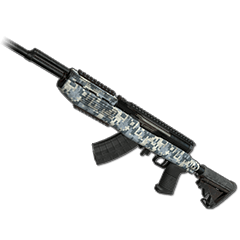 PUBG Arctic Digital - SKS skin icon