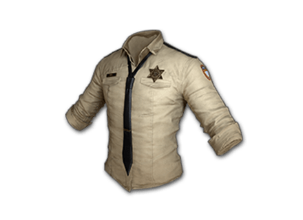 PUBG Guard Jacket skin icon