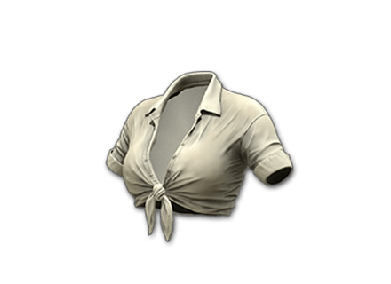 PUBG Twisty Top (Beige) skin icon