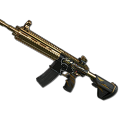 PUBG Wakgood's M416 skin icon