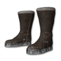Felt Winter Boots (Brown) icon