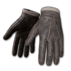 PUBG Stitched Leather Gloves (Ash) skin icon