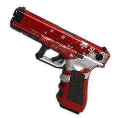 Crimson Snowflake - P18C icon