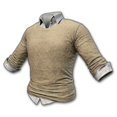 PUBG Sweater and Dress Shirt skin icon