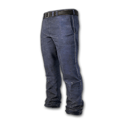PUBG Constable's Pants skin icon