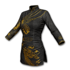 PUBG Dragon Print Qipao skin icon