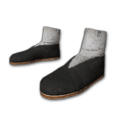 PUBG Kung Fu Shoes (Black) skin icon